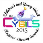 Picture of child reading with caption Children's and Young Adult Bloggers' Literary Awards