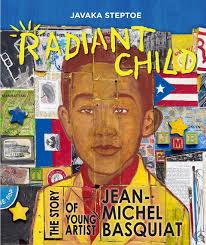 Portrait of Jean-Michel Basquiat as a child