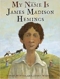 Portrait of James Madison Hemings