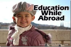 How to educate the kids while living abroad