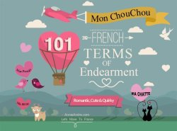 101 french terms of endearment to use on your sweetie pie