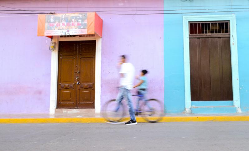 Rues de Granada, Nicaragua