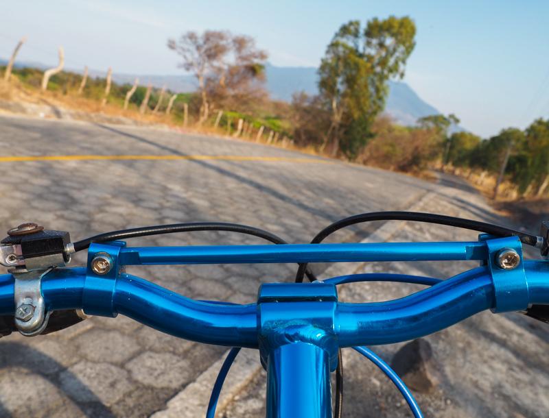 Balade à vélo sur Ometepe