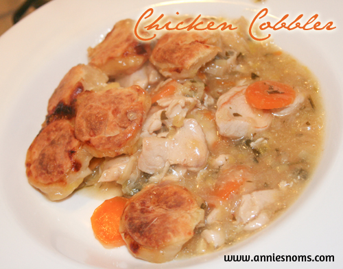 Chicken Cobbler
