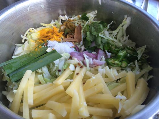 cabbage poteto 2
