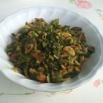 spring onion dish