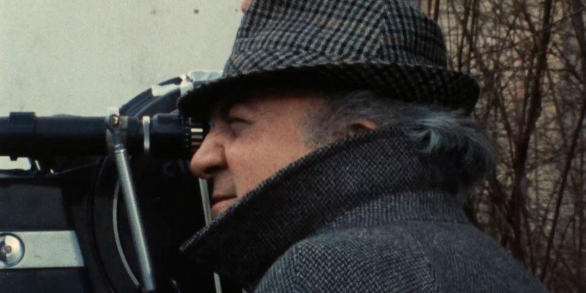 fellinopolis documentario Federico Fellini