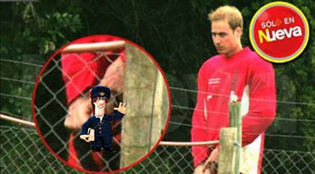 prince william in his buff