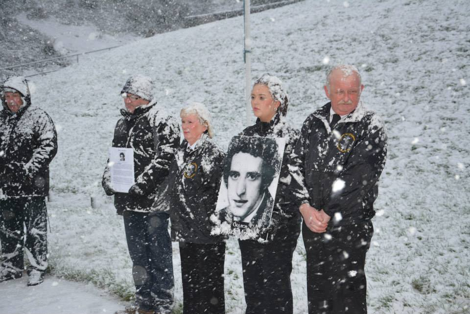 40th anniversary of Óglach James Moyne 2