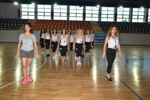miss Mediteranean 2016 güzler kampa giri