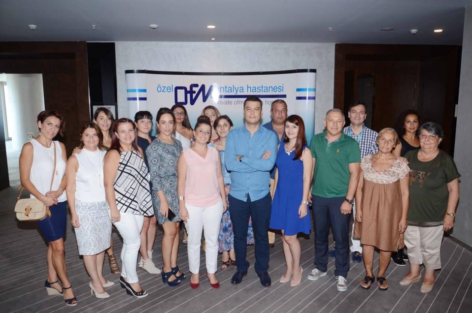 Op. Dr. Hasan Pınar ve Diyetisyen Zeynep Başyiğit Çağımızın Hastalığı Obeziteyi Anlattı
