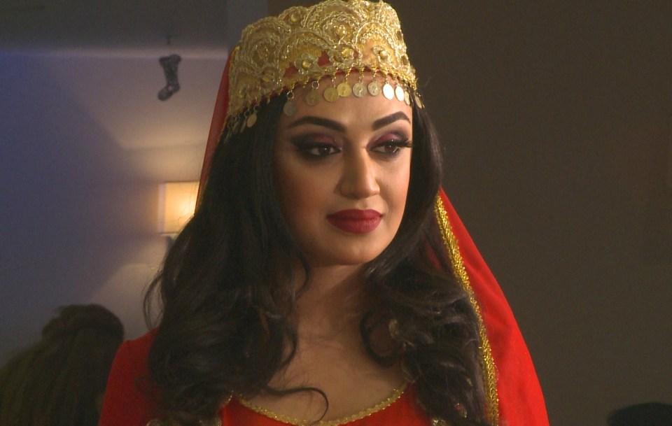 2017 Azerbaycan Güzellik Kraliçesi Firengiz Orucova