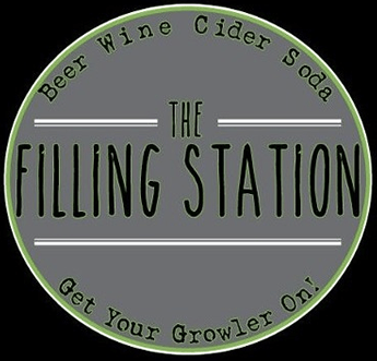 The Filling Station, Eugene growler fills