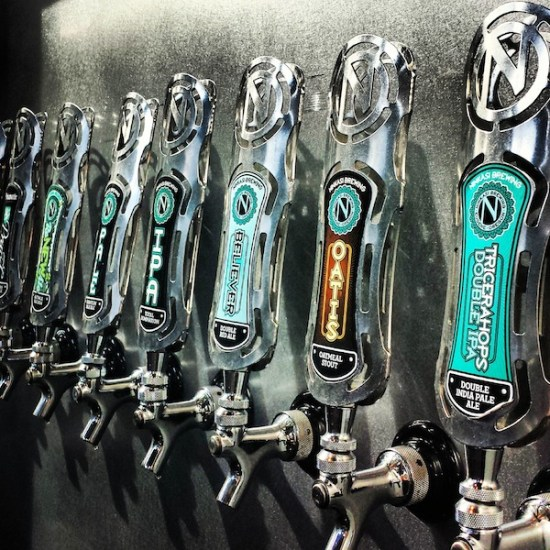 Ninkasi Great Tap Takeover. Image: Ninkasi Brewing.