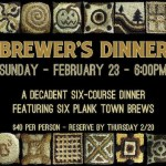 Eugene Craft Beer Roundup: Plank Town Brewer's Dinner, Claim Viking, Homebrew Class, Ninkasi Northwest, Homebrew Meetup