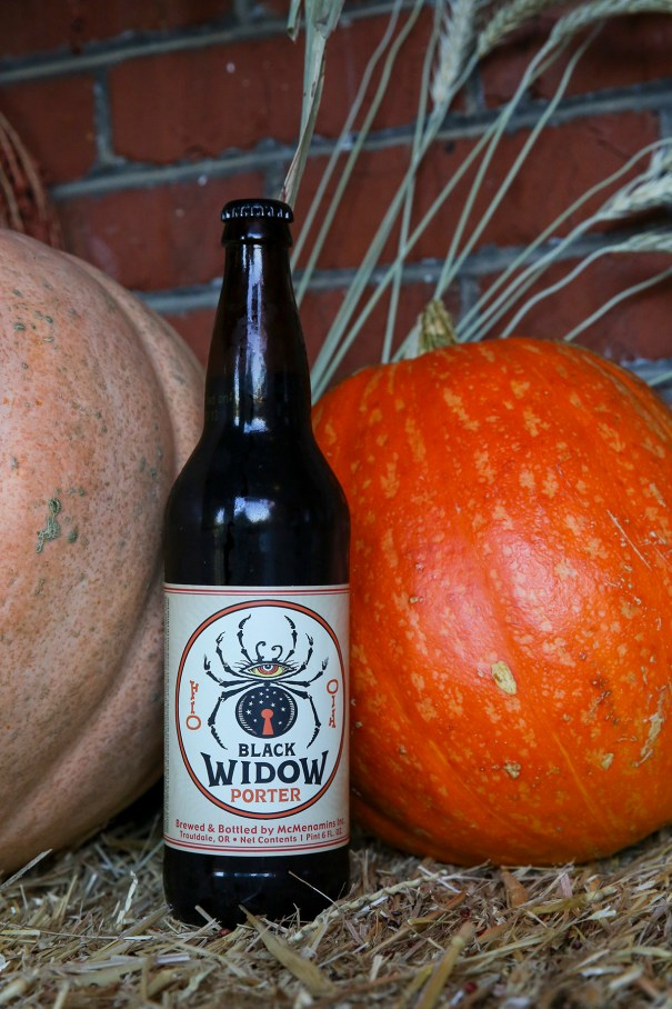 McMenamins Black Widow Porter 2014