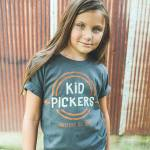 New Kid Picker Graphic Tees