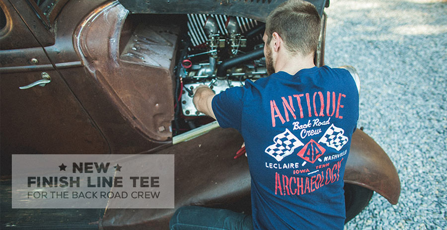 GRAPHIC TEES ANTIQUE ARCHAEOLOGY