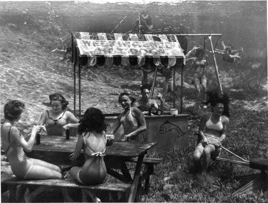 mermaids-playing