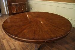 Small Of Walnut Dining Table