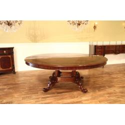 Small Crop Of Large Round Dining Table