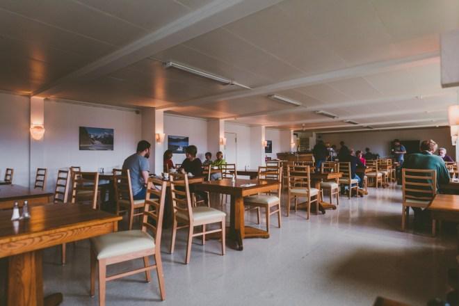 Ute i höglandet – Hrauneyjar Guesthouse