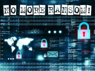 No More Ransom: forze dell'ordine e aziende di sicurezza IT si uniscono