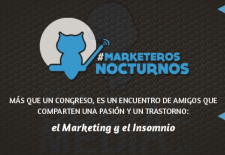 I Congreso de Marketing de #MarketerosNocturnos en Madrid
