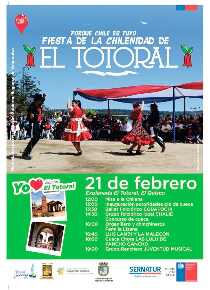 Fiesta de la Chilenidad - El Totoral