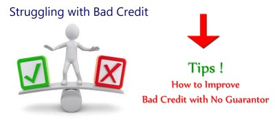 Tips to Get Best Deals on Bad Credit Loans with No Guarantor