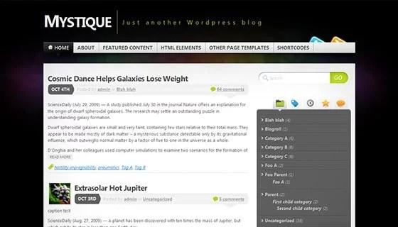 instantShift - Latest High-Quality Free WordPress Themes