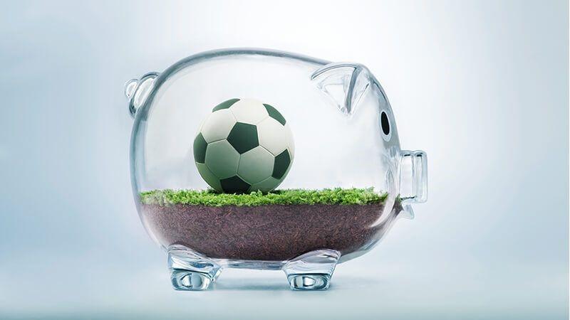 ราคาฟุตบอล ในต่างประเทศ