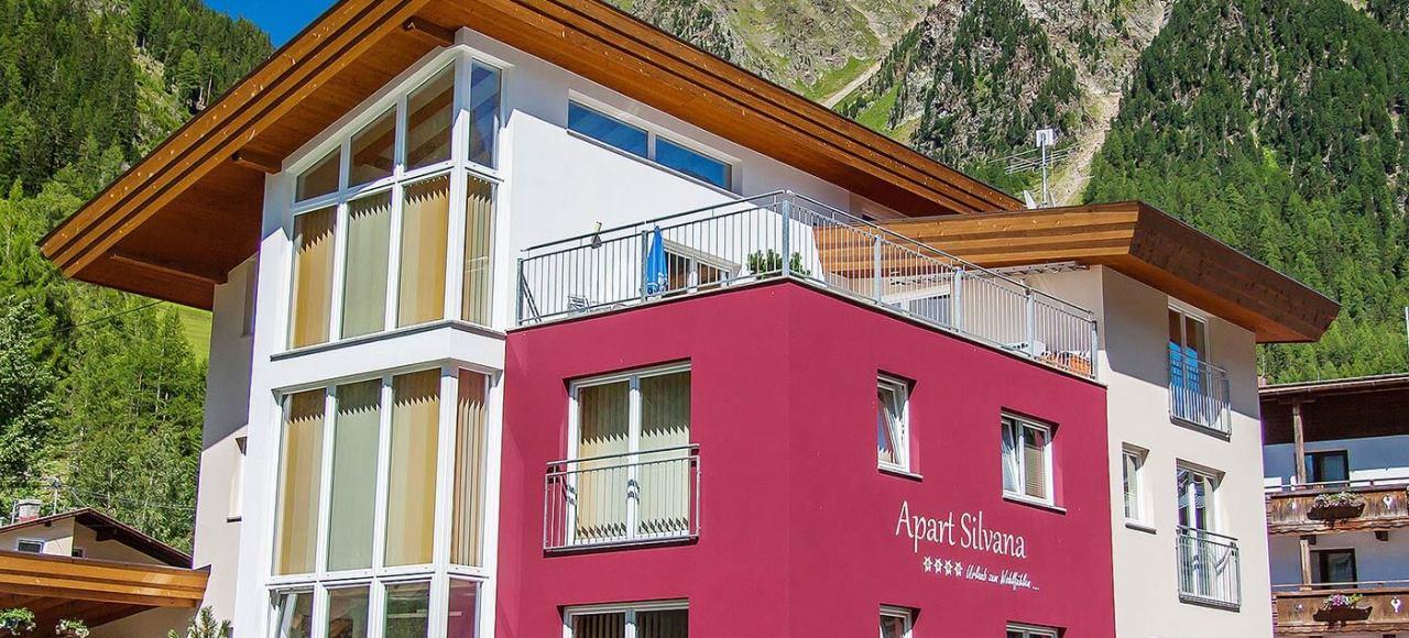 Ferienwohnung Ötztal Apart Silvana Gries