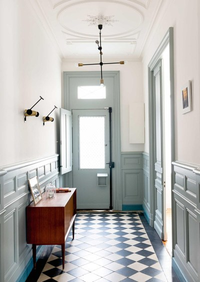 Decorating Ideas For Stairs And Hallways - Apartment Number 4