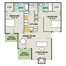1-signature-point-dr--floor-plan-1014-sqft