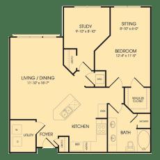 1-waterway-ave-floor-plan-982-sqft