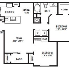 1025-dulles-ave-floor-plan-961-sqft