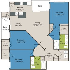 14515-briar-forest-floor-plan-c1-1353-sqft