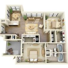 14723-t-c-jester-blvd-floor-plan-1144-3d-sqft
