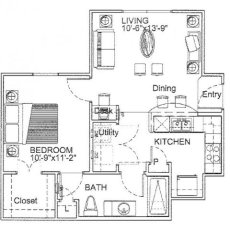 16350-ella-blvd-floor-plan-a2-600-sqft