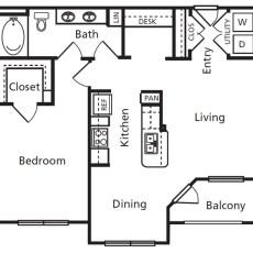 18101-point-lookout-drive-floor-plan-812-sqft