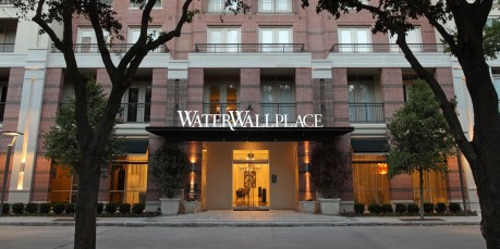 Water Wall Place