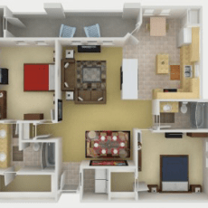 5959-fm-1960-w-floor-plan-1233-3d-1-sqft