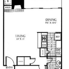 910-cypress-station-floor-plan-954-sqft