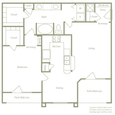 99-n-post-oak-ln-floor-plan-963-sqft