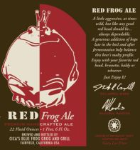 Red Frog Ale