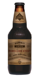 Summit Rebellion Stout