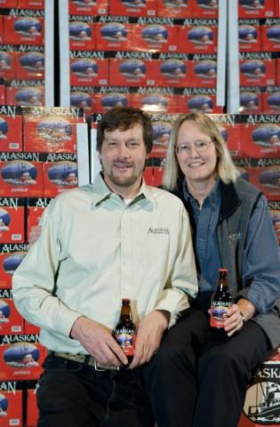 Geoff & Marcy Larson