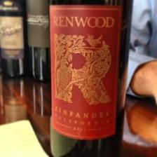 Renwood Zinfandel