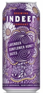 Lavender, Sunflower Honey and Dates